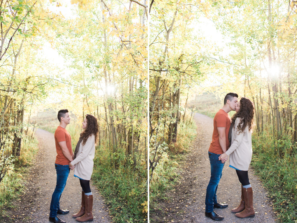 Christine + Vlair: Engagement – Modern Nest Photography